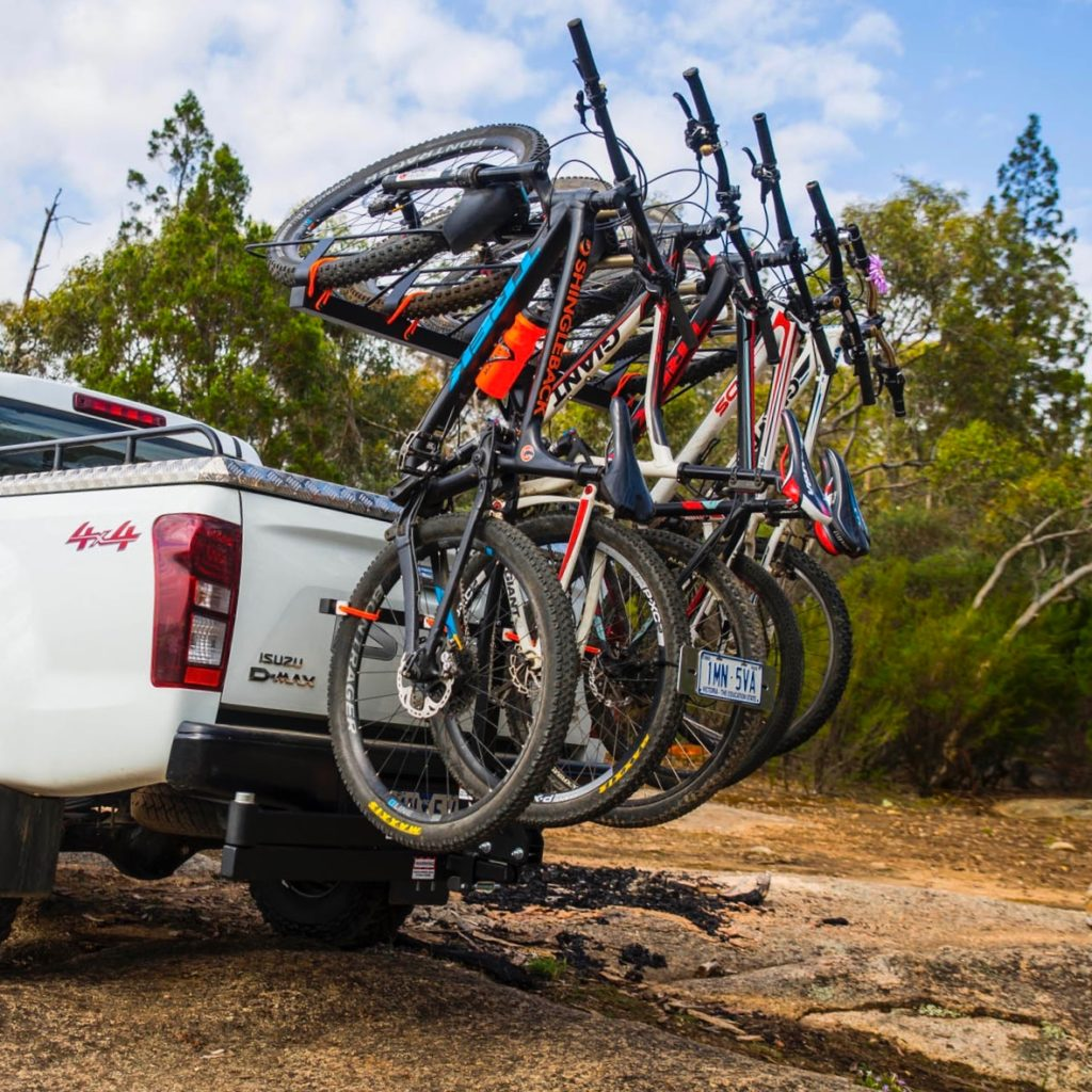 Shingleback Rack | Vertical Bike Rack Made In Australia