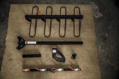 Shingleback Rack | Vertical Bike Rack