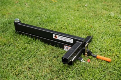 Shingleback Bike Rack Optional Swing Arm | Shingleback Off Road