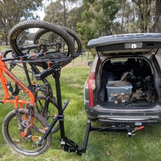 Shingleback Rack Optional Swing Arm | Shingleback Off Road