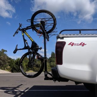 Shingleback Vertical Bike Rack
