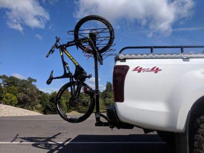 Shingleback Vertical Bike Rack