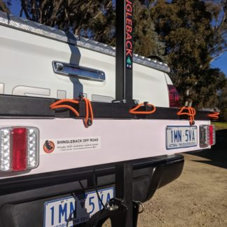 Shingleback Rack Light Board