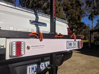 Shingleback Rack Light Board