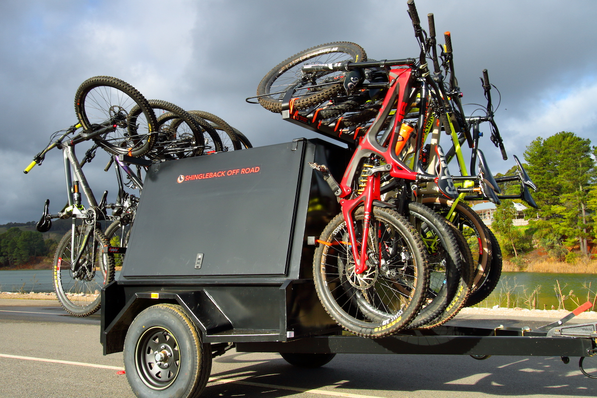 MTB 12 Bike Trailer