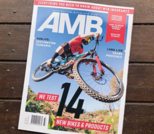 Shingleback in AMB Magazine