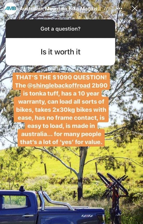 Is the 2B90 Bike Rack Worth It?