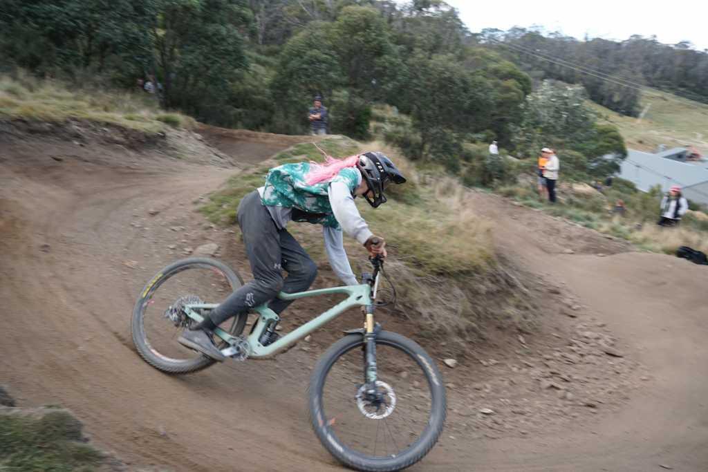 MTB Chainless Racing at Thredbo