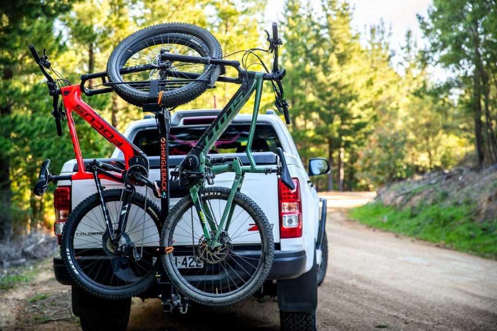 2 Bike Vertical Bike Rack For Cars