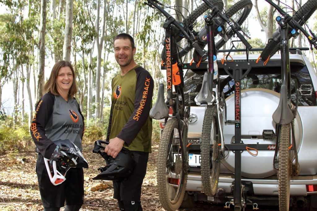Andrew & Kimberley Taylor - Shingleback Off Road